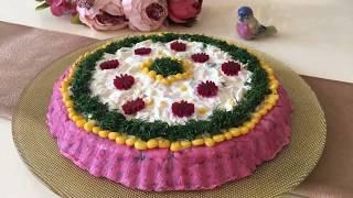 Pancarlı Bahar Salatası Tarifi