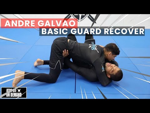 Basic Guard Recover - Andre Galvao