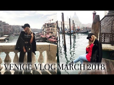 VENICE VLOG MARCH 2018 // Advice + things to do
