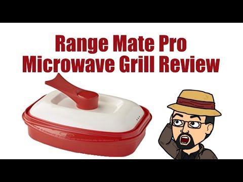 Range Mate Pro Microwave Grill Review