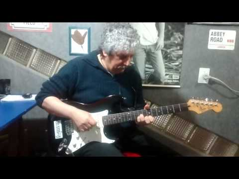 Maxwell´s Silver Hammer - guitar solo