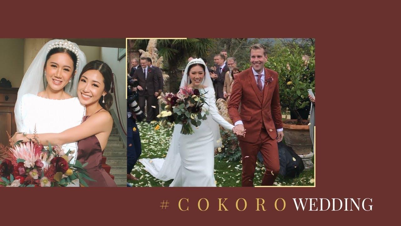 Cokoro Wedding In Italy Kryz Uy