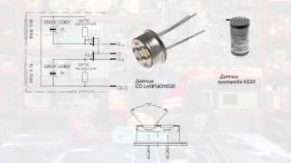 видео Датчики влажности - принцип работы, устройство, виды, применение