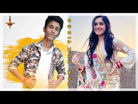 Tik Tok Video Of Krrish Mehra And Jannat Zubair By KRRISH MEHRA FILMS HD