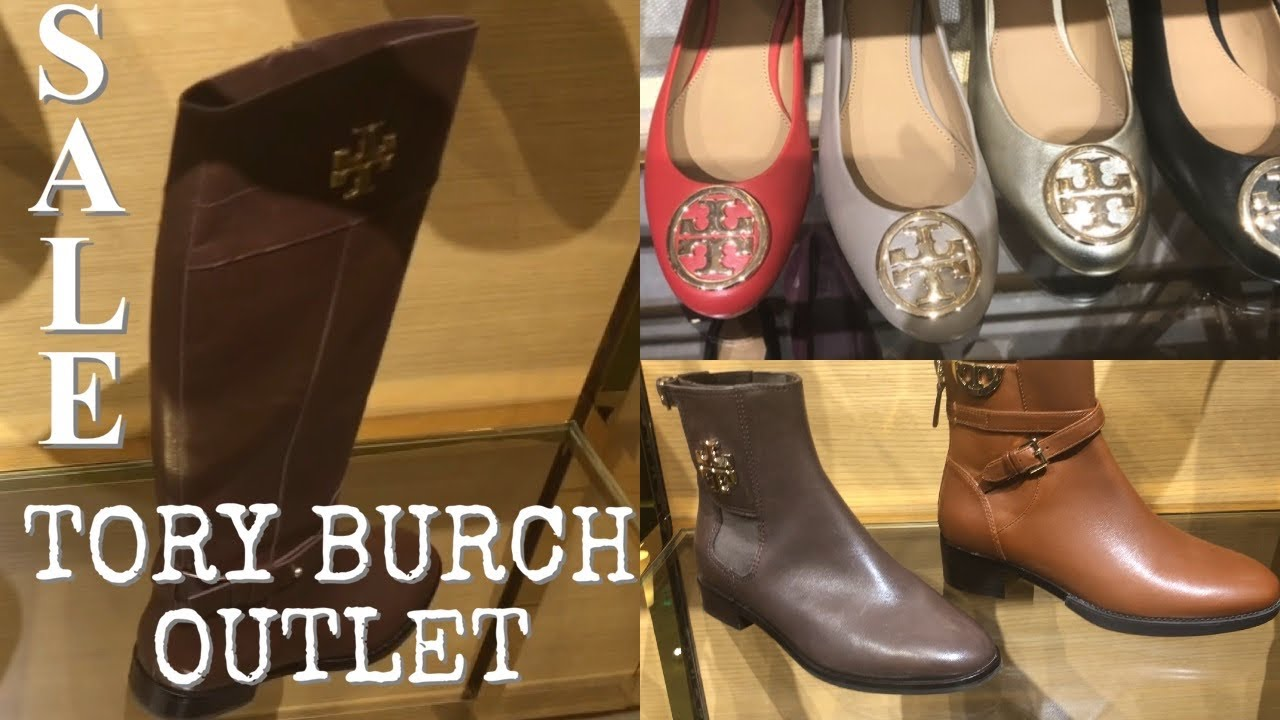 TORY BURCH OUTLET #SALE #50%Off #BOOTS