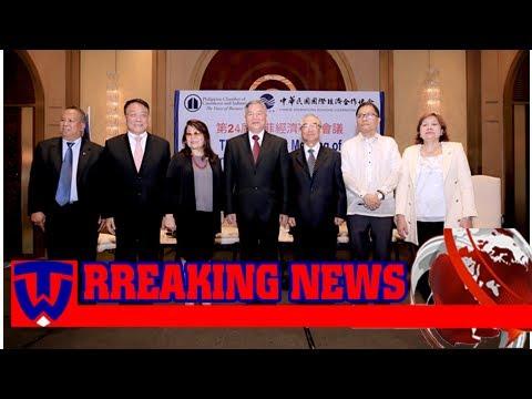 Taiwan-philippines business councils meetin manila
