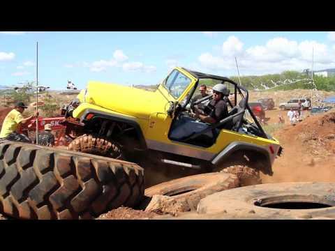 Sandbox 4x4 Park: Tim Braden's Jeep CJ7