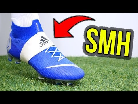 a2ed53d1e2267 THIS IS THE DUMBEST FOOTBALL BOOT PRODUCT EVER MADE! - YouTube