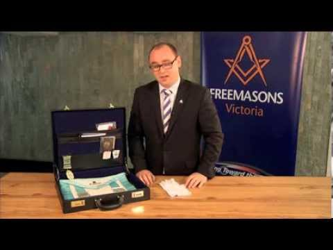 Freemasons Victoria: Inside the Black Briefcase