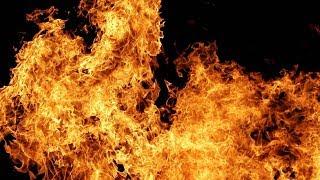 Москва пожар Гранд сгорел
