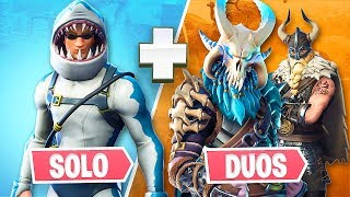 Fortnite Solos & Random Duos!! // 27,000+ Eliminations // 1,380 Wins (Fortnite Battle Royale)