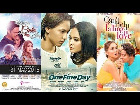 MALAYSIA Vs INDONESIA Vs PHILIPPINES Romance Movie 2017 (ASEAN Romance Movies)