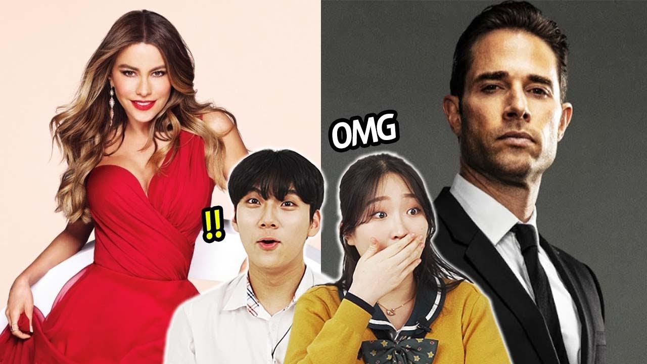 Korean Teens React To Beautiful Latino Actors & Latina Actresses!!!