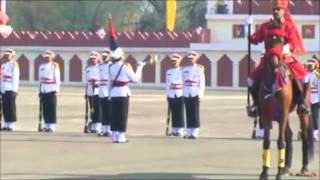 BSF  303 RIFLE BOLDS DRILL SHOW