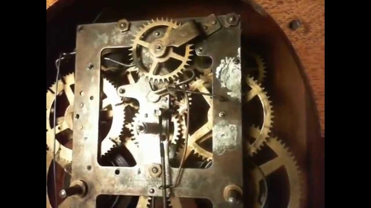 How To Adjust Pendulum Beat On American Style Clock