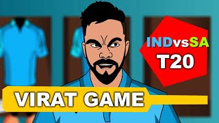 India vs south Africa t20 - Virat Game