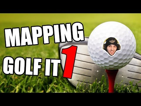 MAPPING SPECIAL HOLE IN ONE #1 - GOLF IT