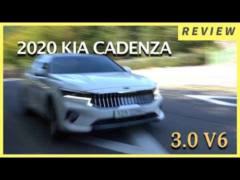 kia-cadenza---2020-kia-cadenza-with-3.0-v6.-let's-drive-large-sedan-from-kia.