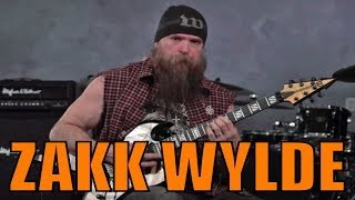 The Secret to the Ozzy Osbourne Sound | Zakk Wylde Live Guitar Tone |
