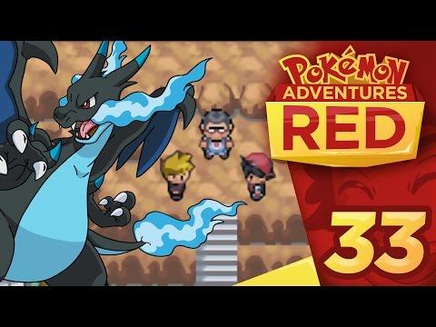 Pokemon Adventures: Red Chapter - Part 33 - Mega Charizard X!