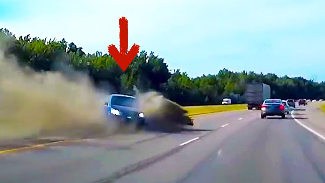 Road Rage USA, Bad Drivers & Driving Fails Compilation 2021 #48