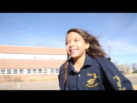 Force Elementary School Chipotle Garden Grant Video