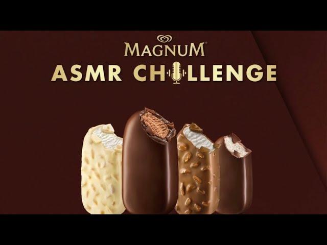 MAGNUM BELGIAN CHOCOLATE. ES KRIM DENGAN CITARASA YANG MENGESANKAN.