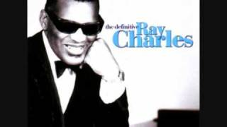 Watch Ray Charles Drown In My Own Tears video