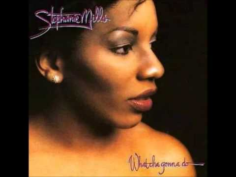 """Stephanie Mills """"Feel The Fire"""" from the """"What Cha Gonna Do With My Lovin"""" Lp"""