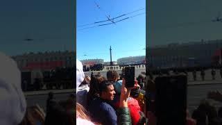 ПАРАД ПОБЕДЫ 2018 САНКТ-ПЕТЕРБУРГ
