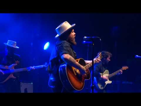 Nathaniel Rateliff and The Night Sweats December 10, 2017 New Song
