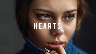 """Hearts"" - Sad Emotional Rap Beat   Free R&B Hip Hop Instrumental Music 2017   Ganga #Instrumentals"