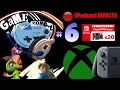 GAMEMOMENT#6 VPodcast en DIRECTO Polémica Switchtubers, Noticias, juegos...