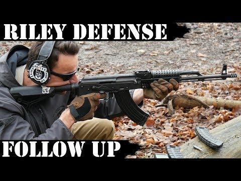 Riley Defense AK47 - Follow Up    - AK Operators Union