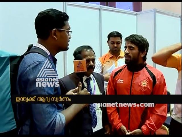 Bajrang Punia: India's first Gold Winner at Asian Games 2018