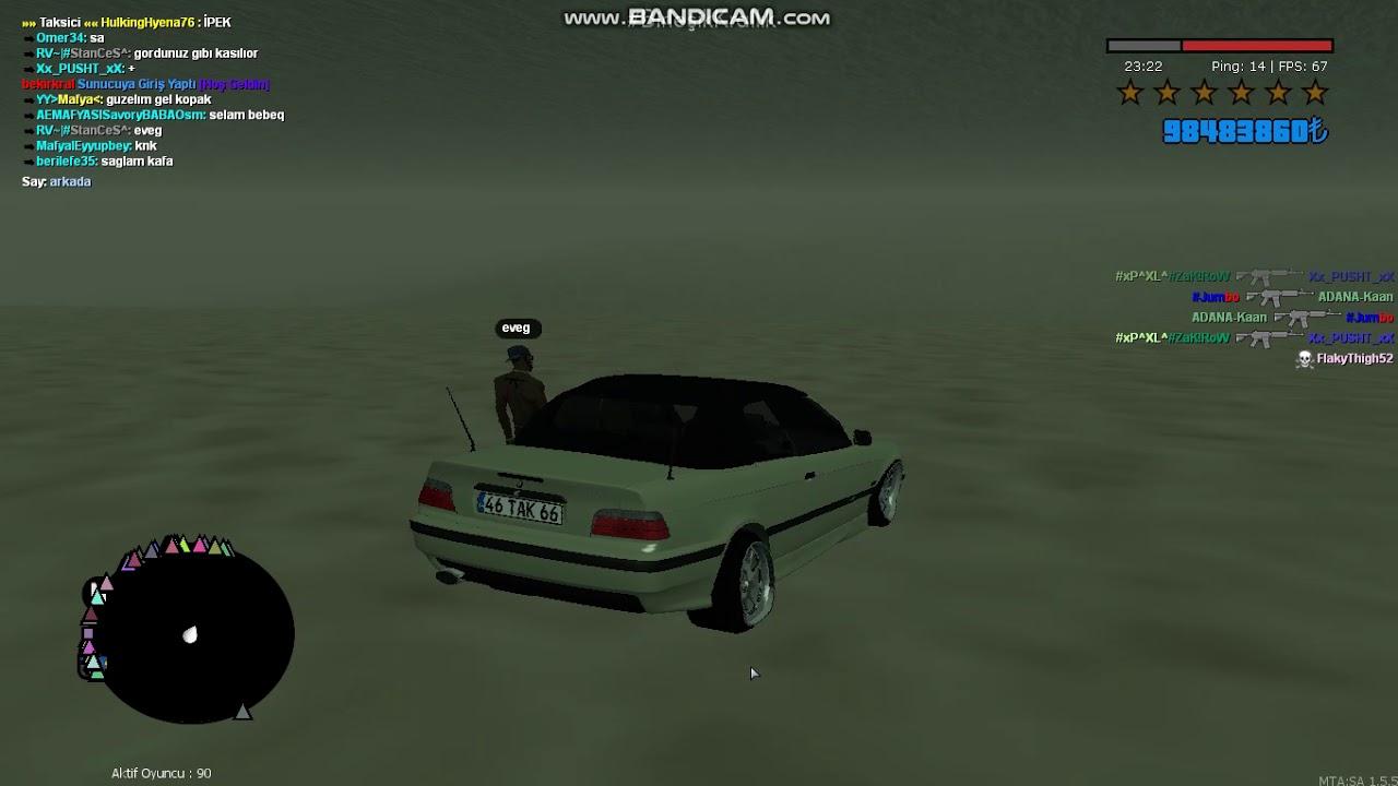 Mta San Andreas drift kasma handı+ 1million  :) Teknoloji Gaming :)