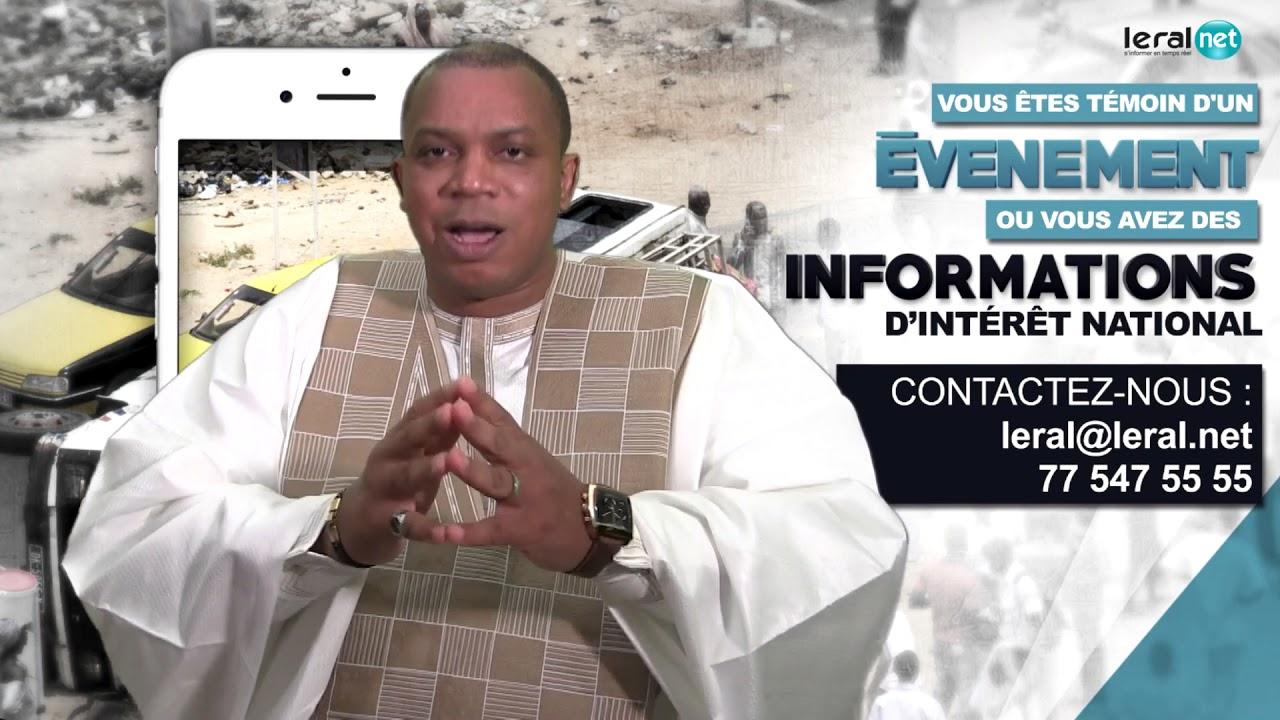 Gaspard Kamara : « la vérité sur le soutien de Cheikh Ahmadou Kara Mbacké à Macky Sall»