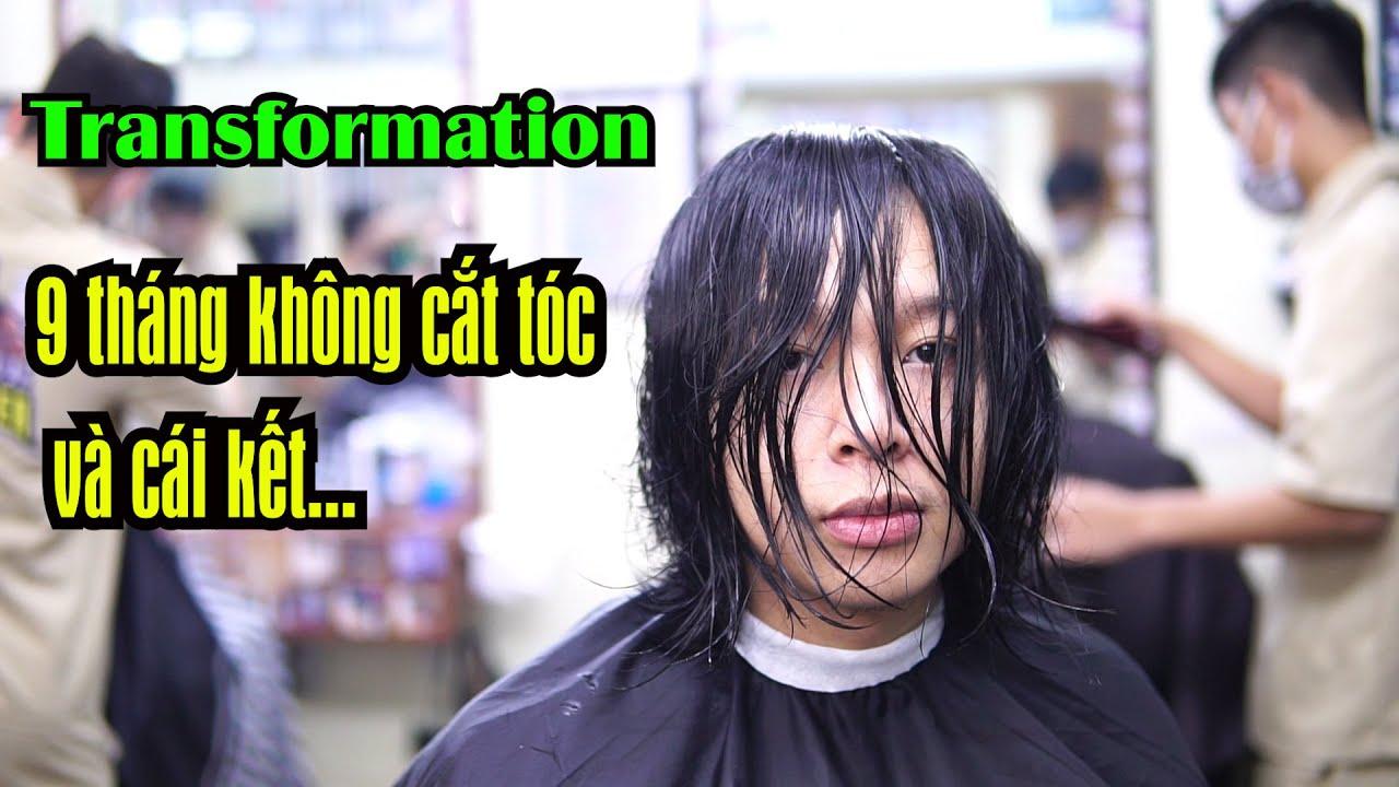 Hướng dẫn cắt kiểu tóc Layer bám ngắn hàn quốc tại TƯỜNG BARBER