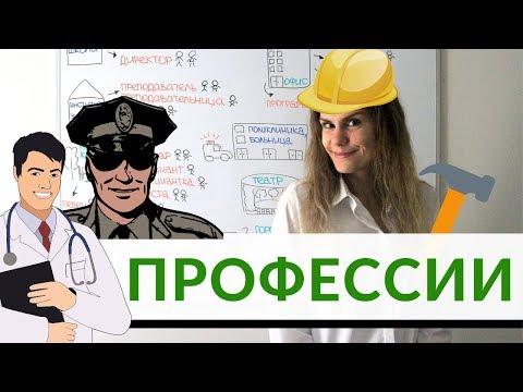 Профессии || Русский словарь