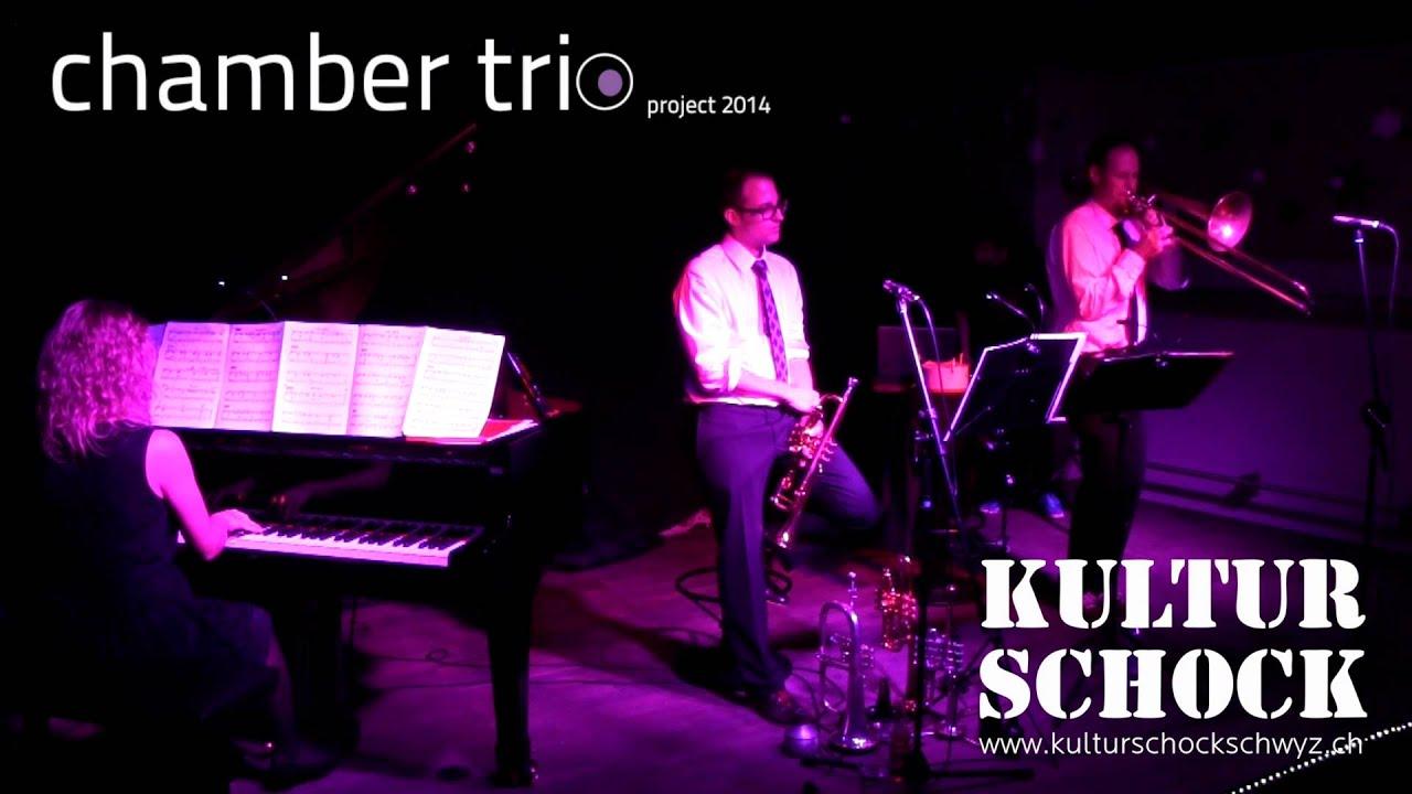 Küchenjunge Max ~ kulturschock schwyz i chamber trio feat live act