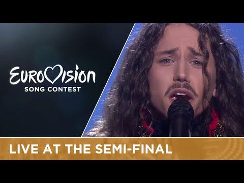 Występ Michała Szpaka na Eurowizji