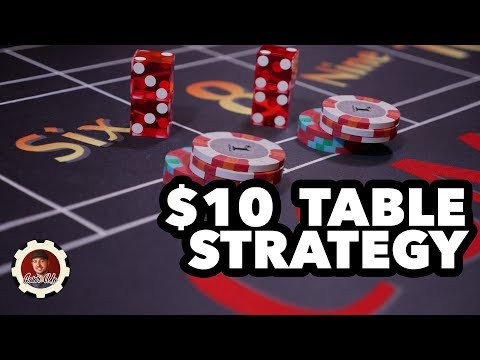 How to Win at Craps on $10 Tables from YouTube · Duration:  17 minutes 49 seconds