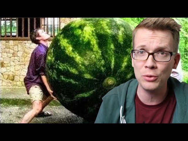 The World's Largest Fruits