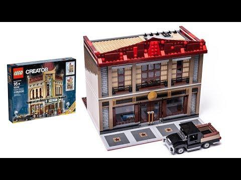 LEGO Palace Cinema 10232 alternative build