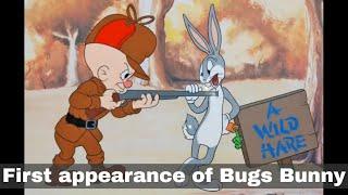 27. Juli 1940: Bugs Bunny macht sein cartoon-Debüt in A Wild Hare
