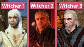 Witcher Evolution – The Witcher EE vs. The Witcher 2 EE vs. The Witcher 3 Graphics Comparison(, 2016-01-03T16:51:50.000Z)