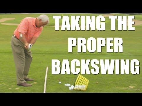 golf-tips:-john-elliott,-jr.---how-to-take-the-proper-backswing