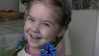 ₪Плетение косичек девочкам|Мастер класс|Модные прически|Плетение кос| видео плетение