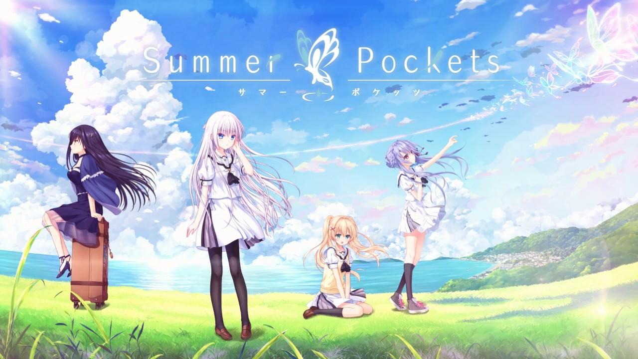 Summer Pockets -サマーポケッツ...