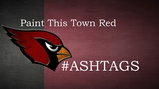 Paint This Town Red - #Ashtags Promo